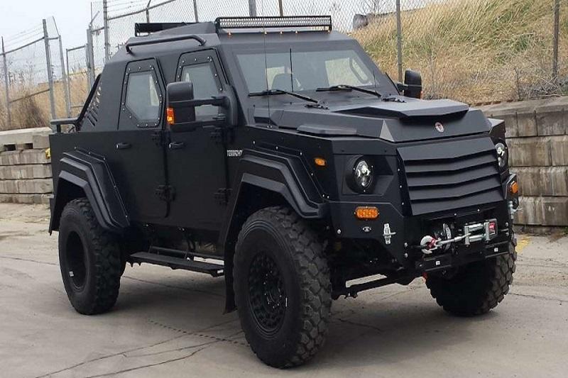 @Armored SUVs